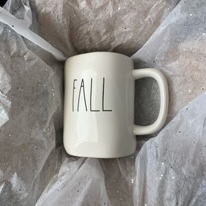 "Rae Dunn ""FALL"" Artisan Collection Mug #189"
